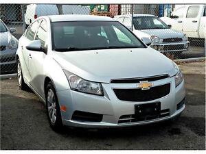 2012 Chevrolet Cruze LT Turbo       $0 DOWN o.a.c
