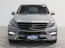 2013 Mercedes-Benz ML 166 500 (4x4) Grey 7 Speed Automatic Wagon Jandakot Cockburn Area Preview