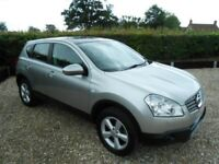 09 NISSAN QASHQAI VISIA 1.6 JEEP*79K*LONG MOT*MINT!BEST VALUE ONLINE!rav 4,cr-v,x3,audi