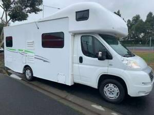 Fiat 4 Berth Motorhome Tullamarine Hume Area Preview