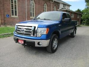 2010 Ford F-150 XL - 4X4 CERTIFIED $13,883