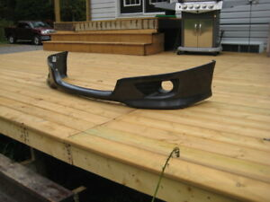 Toyota Camry Spoiler for front bumper