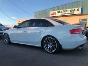 2012 Audi S4 Premium -LOW KMS/NAVIGATION/BLUETOOTH/AWD +MORE