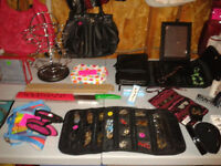 Items For Sale by appointment only, Inside my Garage