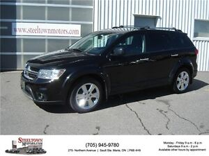 2012 Dodge Journey R/T|AWD|Heated Leather|7 Passenger
