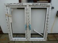 FREE - uPVC double glazed window unit - Unused