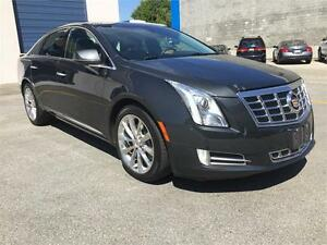 2013 Cadillac XTS Luxury Collection AWD (Only under 27,000 kms)