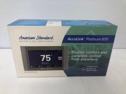 American Standard Acculink Platinum 850 Smart Thermostat ACONT850AC5UB