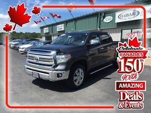 2015 Toyota Tundra 1784 EDITION ( SUMMER SALE!) NOW $46,950