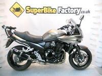 2011 11 SUZUKI BANDIT 1250