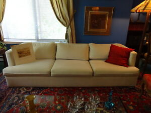 Roche Bobois Couch and Matching Chair