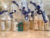 Bulk quantity high end cosmetic gift bags! Molton Brown Orla Kiely The white company and more
