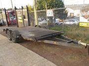 2013 SYDNEY CITY TRAILER 15X66 Black Car Carrier 0.0l North St Marys Penrith Area Preview