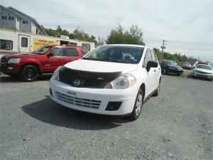 GREAT BUY!!! 2009 Nissan Versa 1.6 S ONLY 80000KM !!!! NEW MVI