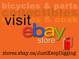 This Weeks eBay Auctions - Bike Parts - Hi End Audio - Promos