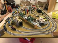 Hornby 00 Train Set - Late 70's / early 80's Excellent working order + some projects!