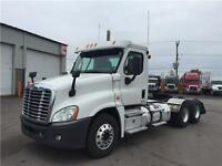 2012 Freightliner Cascadia Heavy Spec Daycab
