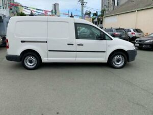 2010 Volkswagen Caddy 2K MY09 Maxi Life White 5 Speed Manual Wagon Southport Gold Coast City Preview