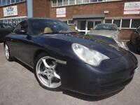 LHD 2005 Porsche 911 (996) 3.6 Targa Manual SPANISH REGISTERED