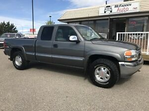 2001 GMC Sierra 1500 SLE, SOLD TO A GREAT CUSTOMER