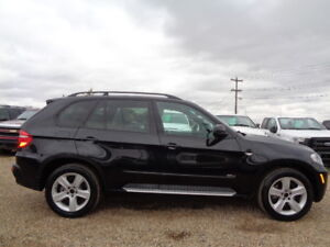 2008 BMW X5 3.0SI-AWD-LEATHER-SUNROOF-ONE OWNER-ONLY 96K
