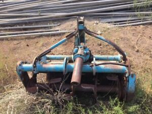 Heavy Duty Rototiller For Sale!