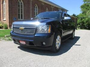 SOLD - 2007 Chevrolet Avalanche LTZ - LOADED+LEATHER+NAV+ROOF