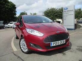 Ford Fiesta 1.0 ( 125ps ) EcoBoost ( s/s ) 2013 Titanium