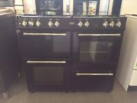 Graded Belling 100cm Dual Fuel Range