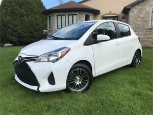 2015 Toyota Yaris LE Climatiseur Groupe électriques