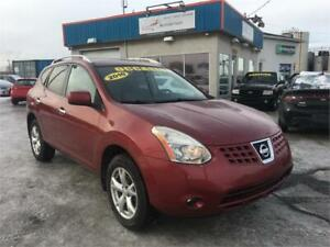 NISSAN ROGUE SL 2010 AWD/ CUIR/ TOIT OUVRANT/ MAGS/ BLUETOOTH !