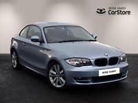 2010 BMW 1 SERIES DIESEL COUPE