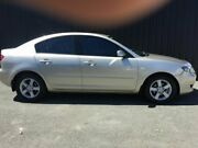 2005 Mazda 3 BK Maxx Gold 4 Speed Auto Activematic Sedan Phillip Woden Valley Preview