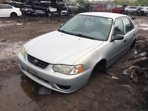 2001 Toyota Corolla Just In For Parts @Pic N Save!!!