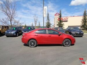 2014 Toyota Corolla S Tech Package. Save $1000's