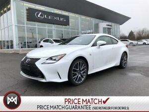 2016 Lexus RC 350 F Sport Series 2, Mark Levinson, Sunroof