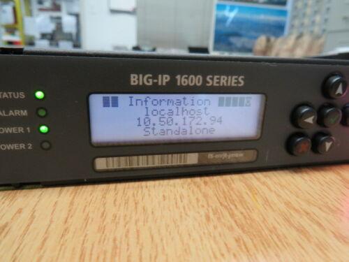 F5 BIG-IP 1600 LTM Load Balancer