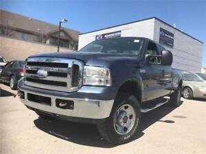 Finance available ! 2005 Ford Superduty F250 Crew cab 4x4