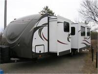 2015 RADIANCE 28 REAR LIVING LAST ONE-MYRV PERTH ONLY -TRADES