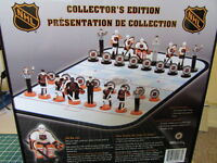 NHL Collector's Edition Chess Set-Like new condition