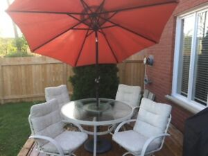 Outdoor Patio Dining Set