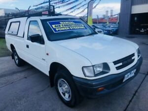 2000 Holden Rodeo TFR9 LX White 5 Speed Manual Pickup Brooklyn Brimbank Area Preview