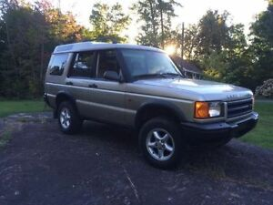 2002 Land Rover Discovery sport VUS