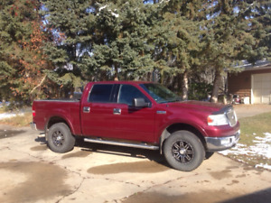 SUPERCHARGED 2004 Ford F150 Lariat Supercrew