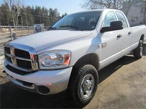 2007 Dodge Ram 3500 5.9 DIESEL 4X4 FULL SIZE BOX