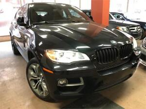 2014 BMW X6 xDrive35i MSPORT PERFORMANCE NAVI CAMERA