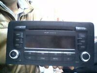 Audi Chours car stereo