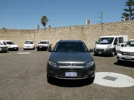 2014 Ford Territory SZ MK2 Titanium (RWD) Dark Grey 6 Speed Automatic Wagon Beaconsfield Fremantle Area Preview