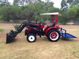 TRACTOR JINMA 25hp Helena Valley Mundaring Area Preview