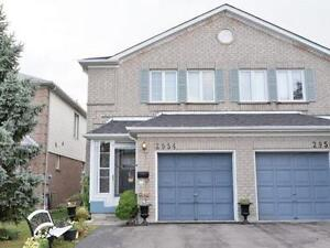 Don't Miss! Elegant Semi-Detached Home In High Demand Area